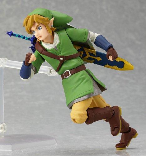 Good Smile The Legend of Zelda: Skyward Sword Link Figma Action Figure