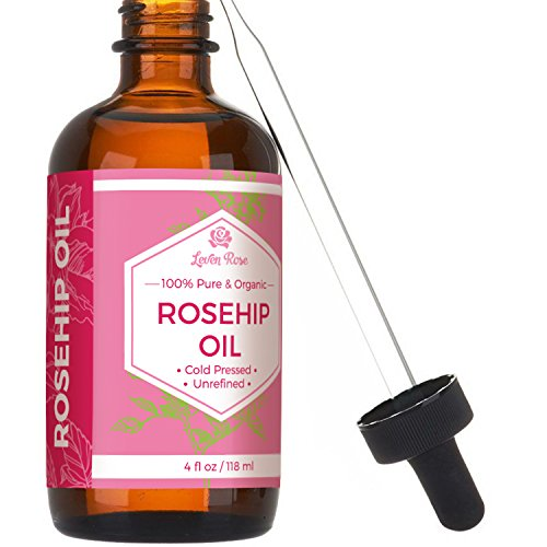 #1 TRUSTED Rosehip Seed Oil by Leven Rose