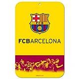 Official International Soccer Fan Shop Authentic International Fan Sign (FC Barcelona)
