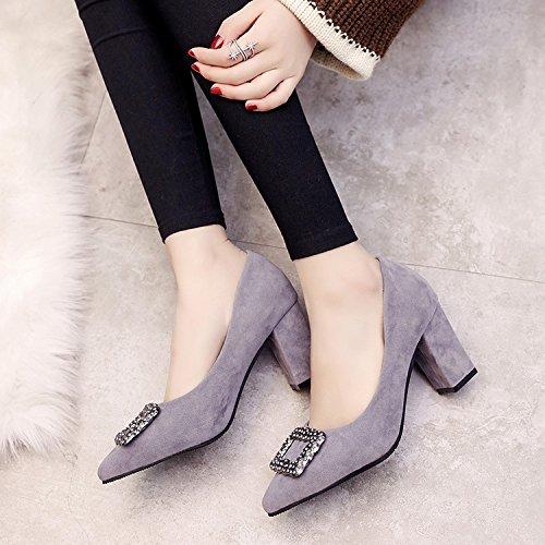 zapatos de Qiqi tac Los Xue Sugerencia 0q60tB