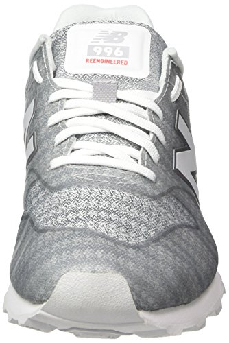 best great deals online New Balance Women's Wr996 Trainers Silver (Silver) Gw5tQR1BA