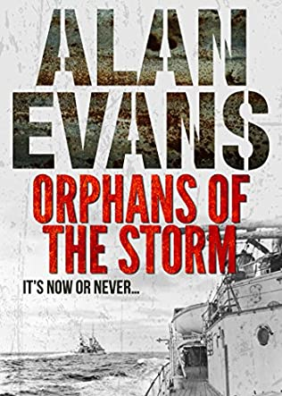 book cover of Orphans of the Storm