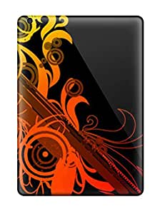 For Ipad Air Tpu Phone Case Cover(vector Abstract)