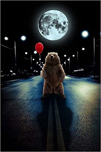 "Libros Gratis Descargar Bear And The Balloon Journal: 150 Lined Pages, Softcover, 6"" X 9"" PDF Español"
