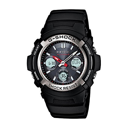 Casio G Shock Solar Atomic Analog