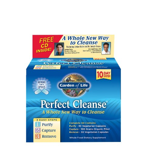 Garden Of Life Perfect Cleanse Kit