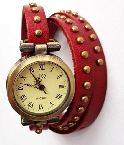 COCOTINA-Brand-New-Lady-Women-Quartz-Rhinestone-Crystal-Wrist-Watch-Rhombus-gold-surface