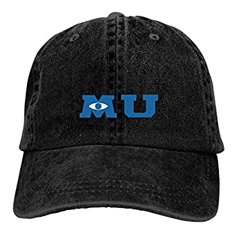 MERCHA Denim Hat Adjustable Mens Casual Baseball Caps