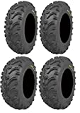 Full set of Kenda Bear Claw (6ply) 24x8-12 and 24x11-10 A...