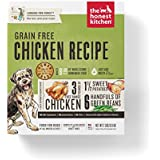 The Honest Kitchen Human Grade Dehydrated Grain Free Chicken Dog Food, 2 lb - Force