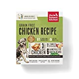 The Honest Kitchen Force Grain Free Dog Food - Natural Human Grade Dehydrated Dog Food, Chicken, 2 lbs (Makes 8 lbs)