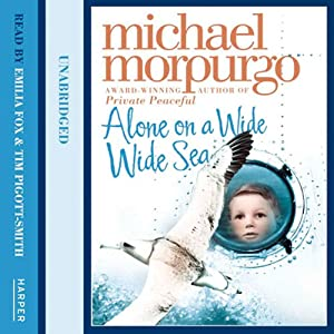 Alone on a Wide Wide Sea Audiobook