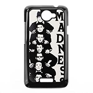 HTC One X Cell Phone Case Covers Black Madness Kyrwq