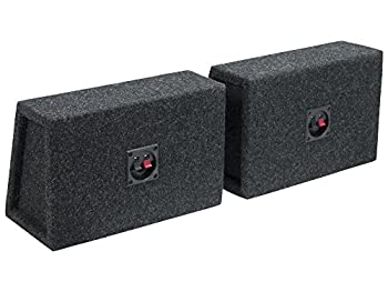 Atrend 6x9pr B Box Series 6 X 9 Inches Pair Speaker Box With Speaker Terminal 3