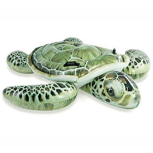 Intex Realistic Print Sea Turtle Inflatable, 75