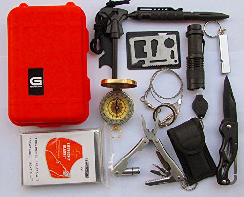 Emergency Survival Kits 11 in 1
