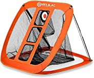 RELILAC Pop Up Golf Chipping Net - Indoor/Outdoor Golfing Target Accessories for Backyard Accuracy and Swing P