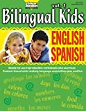 Bilingual Kids: English-Spanish Vol. 1, Reproducible Resource Book (Spanish Edition)