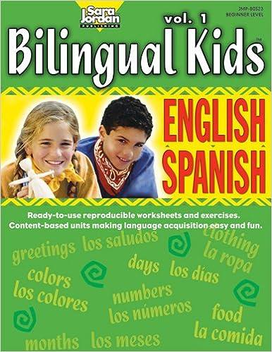 Bilingual kids english spanish vol 1 reproducible resource book bilingual kids english spanish vol 1 reproducible resource book spanish edition diana isaza patricia gomez 9781553860242 amazon books m4hsunfo