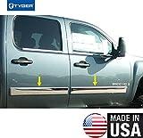 MaxMate Made In USA 09-13 Chevy Silverado Crew Cab Body S...