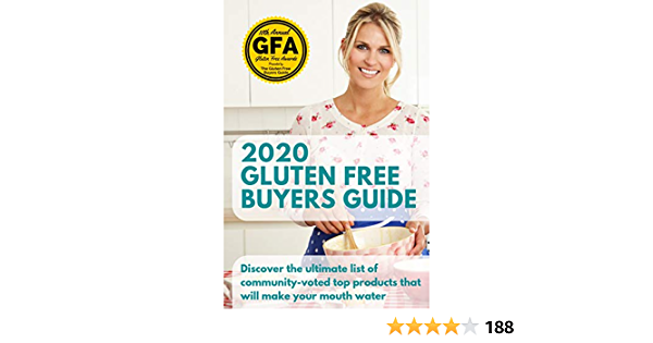 2020 Gluten Free Buyers Guide Stop Asking Which Foods Are Gluten Free This Gluten Free Grocery Shopping Guide Connects You To Only The Best Start Gluten Free Right And Be Gluten Free
