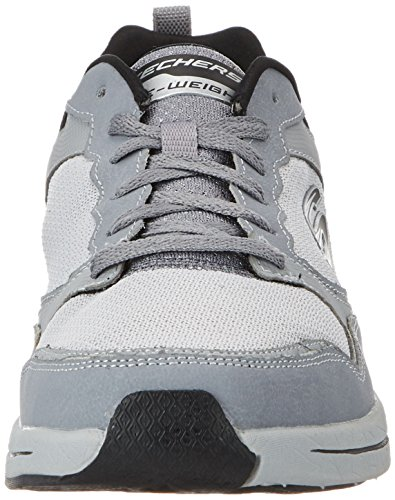 Chaussures Outdoor Qtr lgbk Air Skechers Multisport Homme W Gris Coo Overlay 0AXwxqZp