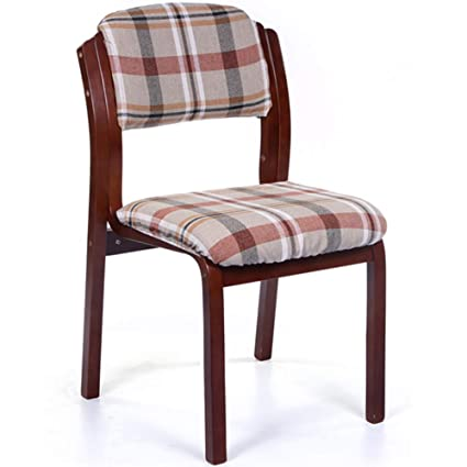 Amazoncom Dining Chairs Seat Chair Solid Wood Hotel Living Room