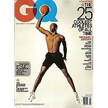 GQ MICHAEL JORDAN 25 Coolest Athletes February 2011