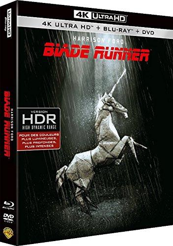Blade Runner - Blu-Ray 4K - Édition 35ème anniversaire 51YrtPBqifL