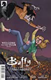 Buffy the Vampire Slayer Season 9, No. 16  Welcome to the Team Jeanty Cover