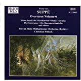 Suppe - Overtures, Vol. 6