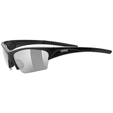 Uvex Sunsation - Gafas unisex, color negro mate