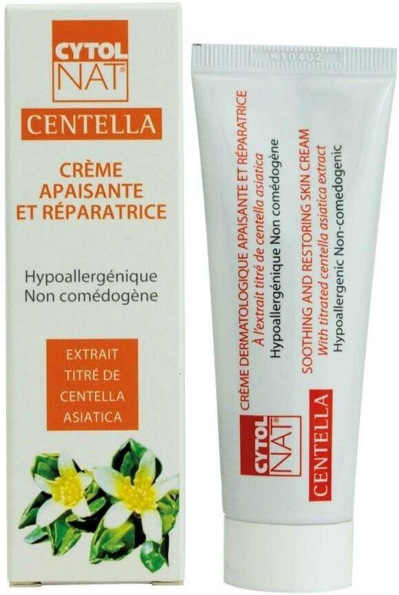 CYTOLNAT® Centella 50 ml, Crema reparadora y calmante