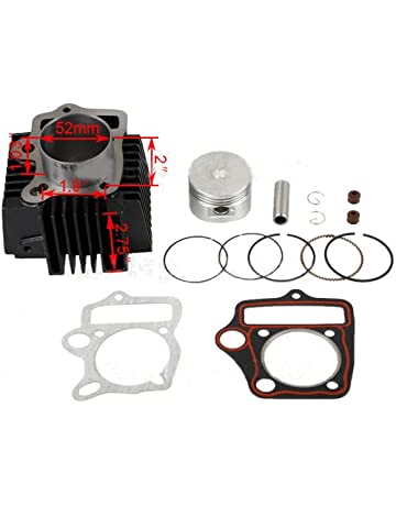 WFLNHB New Cylinder Piston Gasket Kit Fit for Yamaha Moto-4 225 YFM225 1986-1988
