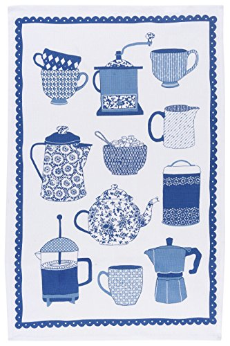 Now Designs Teatowel Hot Brews