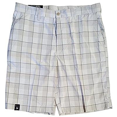 New Pga Tour Bright White Stripe Shorts for sale
