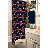 Northwest NFL Chicago Bears Shower Curtain