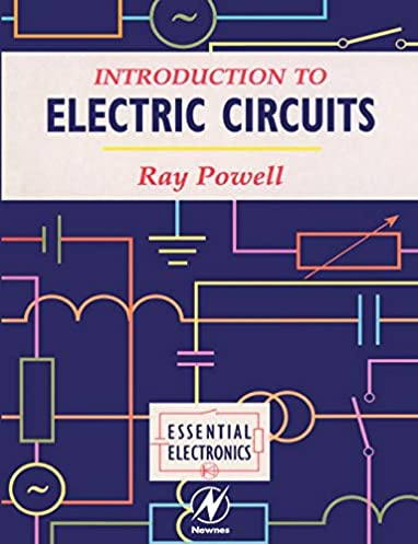 introduction to electric circuits ray powell 9780340631980 amazon rh amazon com