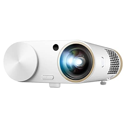 BenQ i500 LED - Proyector Multimedia con WiFi , (Youtube, Kodi ...