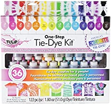 fe46394699b9 Tulip 32378 One Step 18-Color Tie-Dye Kit
