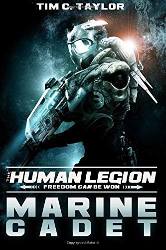 Download Marine Cadet (The Human Legion) (Volume 1) pdf epub