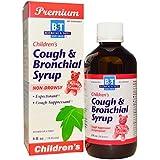 Boericke & Tafel - Children's Cough & Bronchial Syrup Cherry, 8 fl oz liquid