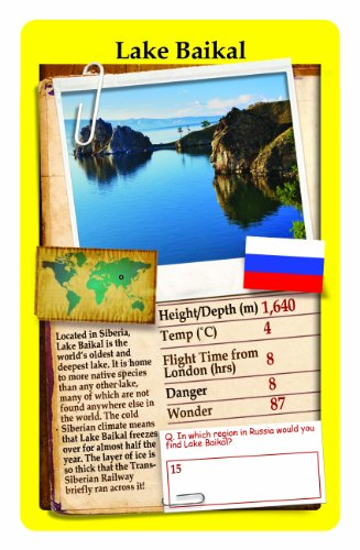 TOPTRUMPS WONDERS OF THE WORLD*, WMOVES, 000926        Amazon imported products in Lahore
