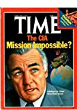 Time Magazine February 6 1978 The CIA Mission Impossible?  Intelligence Chief Stansfield Turner * Fashion Springtime in Paris