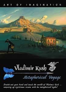 Vladimir Kush Metaphorical Voyage