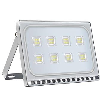 Proyector LED para exteriores, reflector IP67, diseño ultradelgado ...