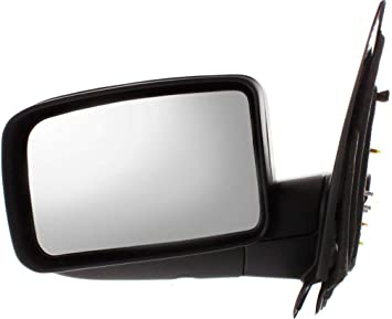 Fits Ford Expedition Heated, Foldaway Replacement Passenger Side Power View Mirror Will Fit Models with Convenience Package.