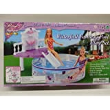 Rose Palace 2678 Water Fall Fantasy Pool Set