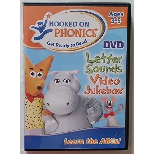 Hooked On Phonics - Letter Sounds Video (Video Jukebox)
