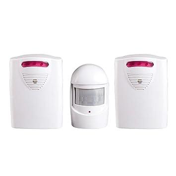 Amazon.com: ELEGO TRADING Home Security Driveway Alarm 1 ...